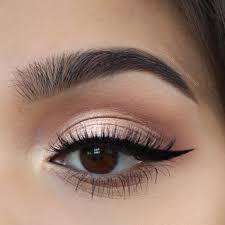 perfect eye makeup for dark brown eyes