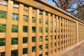 Lattice Trellis Panels Jacksons Fencing
