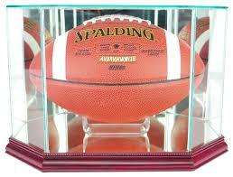 octagon football display case