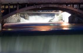 spokane falls spokane wa waterfalls