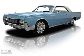 133110 1966 Lincoln Continental Rk Motors Classic Cars And Muscle Cars For Sale