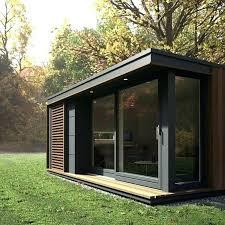 ideas small garden office buildings