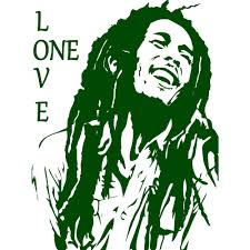 Bob Marley Reggae Rasta Jamaica Large Vinyl Transfer Stencil Decal Sticker Wall Art Home Room Decorative S M L 80 Colors Room Decoration Decal Stickersticker Wall Aliexpress