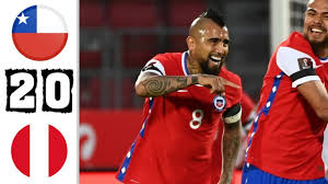 Chile vs Peru 2-0 Extended Highlights ...