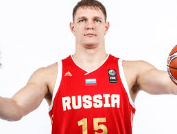 Timofey MOZGOV (RUS)'s profile - FIBA EuroBasket 2017 - FIBA.basketball