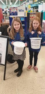 2.5K raised in buckets for flood-hit Llanelwedd primary school | County  Times
