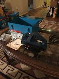 Bosch Planer 3258 With Guide Fence In Metal Case Used 1x Ebay
