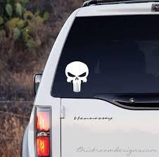 Punisher Skull Decal Punisher Decal Punisher Car Decal Skull Decal Punisher Skull Decal Punisher Skull