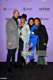 Kendrick Williams, Lori Hayes, Alexis Chikaeze, and Nicole Beharie... News  Photo - Getty Images
