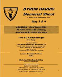 Idaho Pursuit: Byron Harris 3D Archery Shoot!