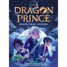 The Dragon Prince: Moon - By Aaron Ehasz & Melanie McGanney Ehasz & Melanie  McGanney Ehasz (Paperback) : Target