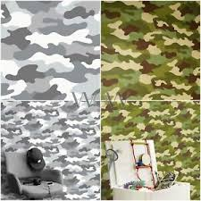 camouflage wallpaper 10m khaki green