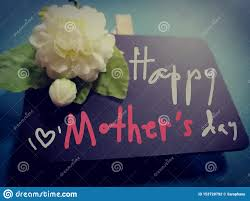 Text Happy Mothers Day On Blackboard With Jasmine Flower, Mothers Day,  Thailand Stock Photo - Image of jasmine ...