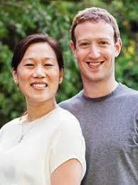 Mark Zuckerberg and Priscilla Chan | Glasspockets