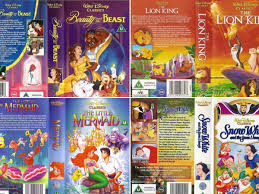 Are your old Disney VHS tapes worth a mint? The nostalgic videos ...