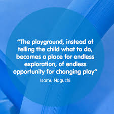 the playground instead of telling the child what to do becomes a