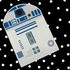 Invitaciones Cumpleanos Star Wars Con Forma De R2d2 8 50 En