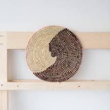 wall baskets african basket handwoven