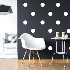 Amazon Com Gold Circle Wall Decal Dots Polka 2 Inch 200pcs Easy To Peel Easy To Stick Safe On Walls Paint Metallic Vinyl Polka Dot Decor By Bugybagy White 2 Inch