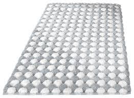 machine washable cotton bathroom rug