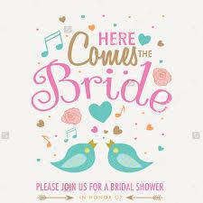 7 bridal shower invitation banners