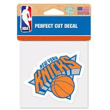 New York Knicks Car Decals Decal Sets Knicks Car Decal Shop Cbssports Com