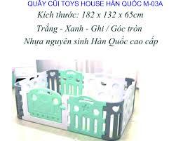 Quây cũi Toys House Hàn Quốc M -03A - FamilyDeal.vn