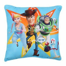 Toy Story 4 Rescue Cushion Kids Bedroom Official Disney New Ebay