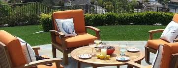 to clean outdoor patio furniture cushions