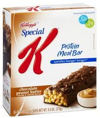 special k meal bars healthy