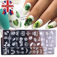 reusable nail art sting plates