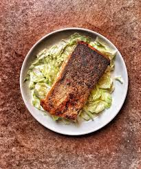 Easy Za'atar Crusted Pan Seared Salmon ...