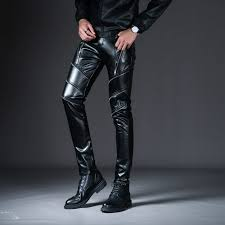leather pants fashion faux leather