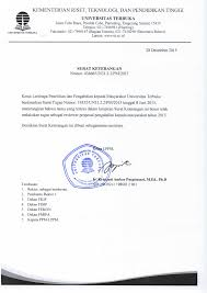Surat Keterangan Abdimas No 43466 003 Pdf Pdf Document