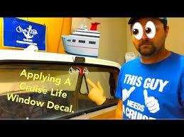 Cruise Life Window Decal Cruise Life Cargo Episode 12 Youtube