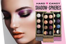 winter makeup with hard candy cosmetics