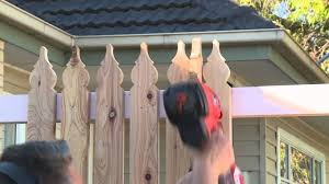 How To Install Pickets For A Picket Fence Diy At Bunnings Youtube