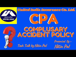 cpa policy underwriting uiic agent s