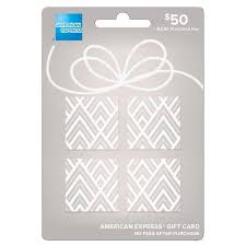 american express 50 gift card