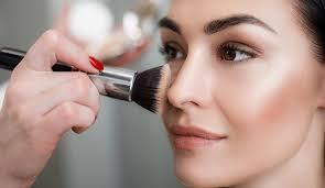 make up items in bridal make up kit