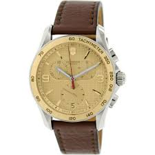 victorinox swiss army watch chronograph