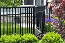 Home Housevolve Fence Design Wrought Iron Pool Fence Garden Fence Panels