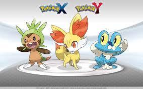 Froakie was the most popular starter Pokémon of the Kalos region ...