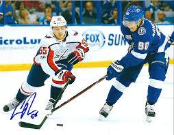 Autographed Aaron Ness Washington Capitals 8x10 photo - w/COA at Amazon's  Sports Collectibles Store