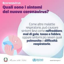 Coronavirus: chiarimenti e consigli di Ministero della Salute e ...