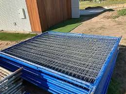 Temporary Fence Panels Building Materials Gumtree Australia Geelong City Connewarre 1260208892