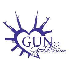 Gungoddess Heart Decal Gun Gifts Accessories Gun Goddess Gungoddess Com