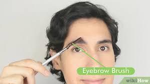 5 ways to apply makeup as a man wikihow