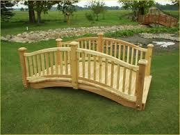 small backyard with bridge ideas