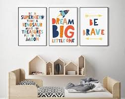 Kids Art Prints Etsy